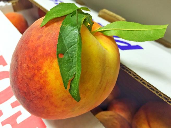 Nothing Like a Georgia Peach | Light Magic